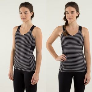 Lululemon Push Ur limits tank